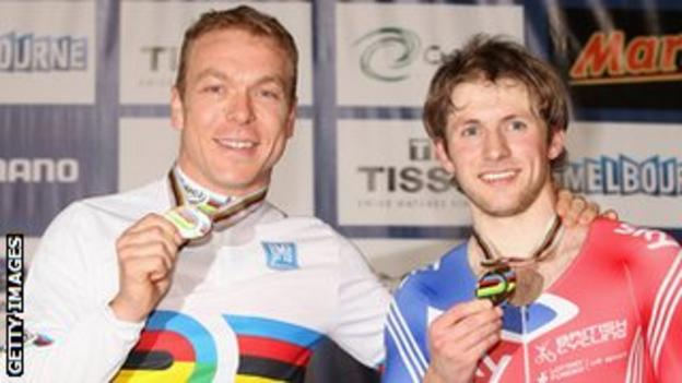 Sir Chris Hoy & Jason Kenny