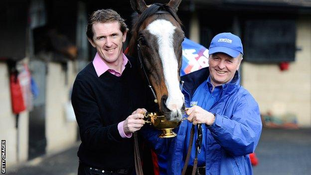 Sychronised ready for Grand National