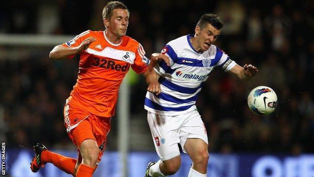 Joey Barton has now scored three times this season