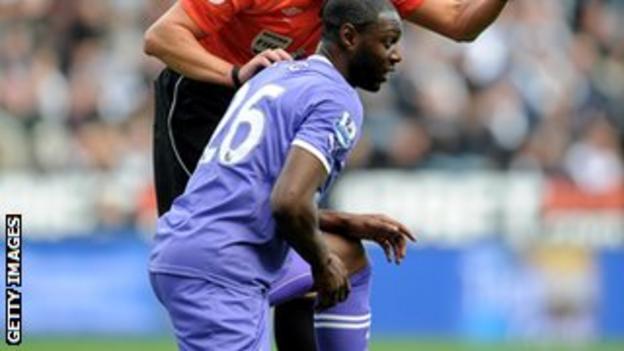 Tottenham's Ledley King