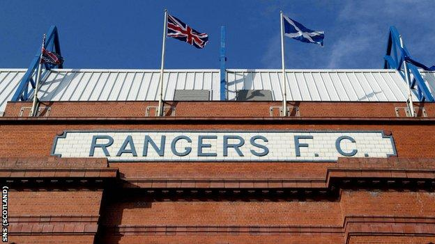 Three parties are bidding for control of Rangers