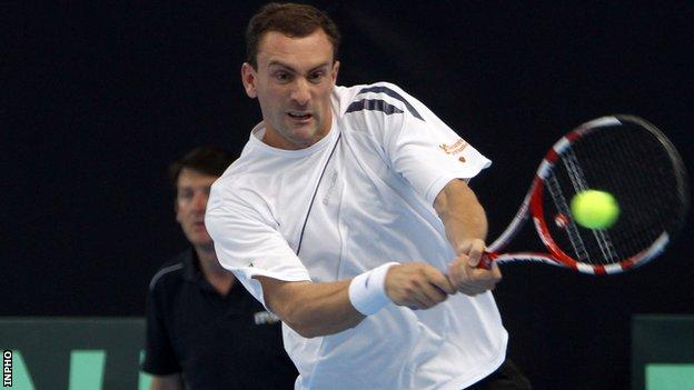Niland achieved a best world ranking of 129 in 2010