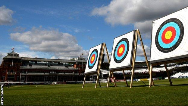 Archery at Lord's