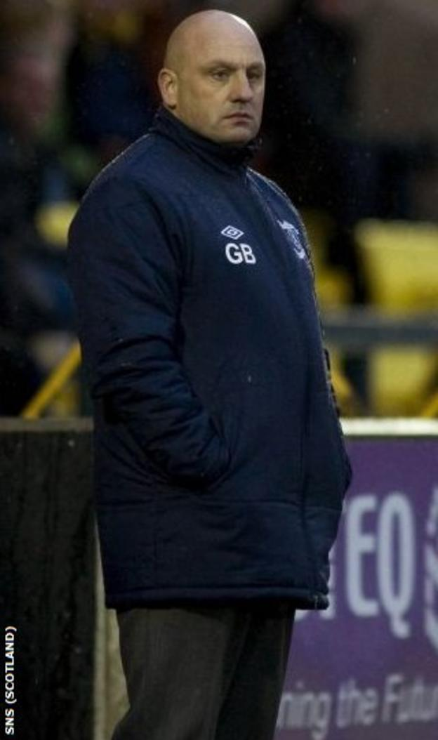 Bollan led Livingston to promotion to Division One