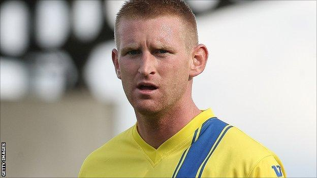 Preston North End defender Chris Robertson