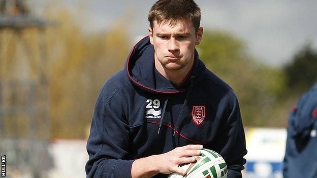 Liam Salter
