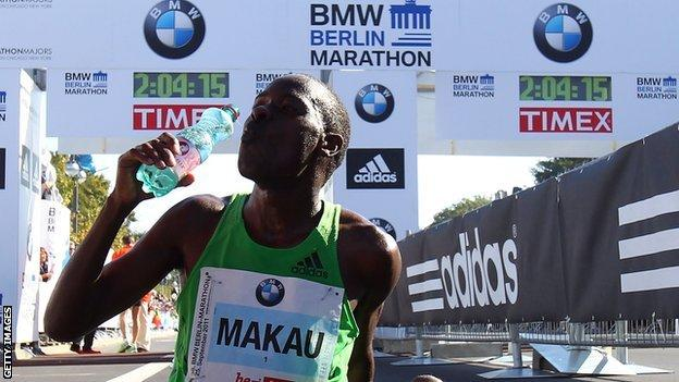 Patrick Makau is left out of Kenya's Olympic Squad