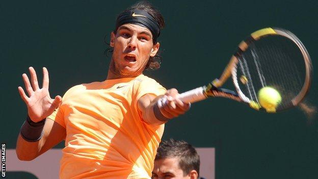Rafael Nadal Through At Barcelona Open As Murray Brothers Win Bbc Sport