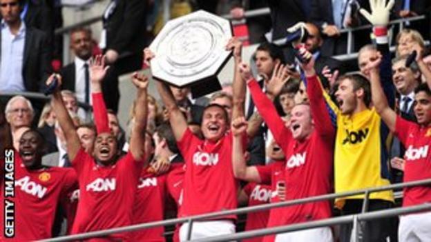 Manchester United Community Shield