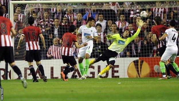 Markel Susaeta goal
