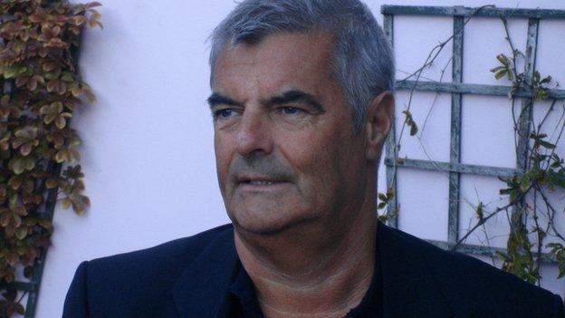Eddie Mitchell