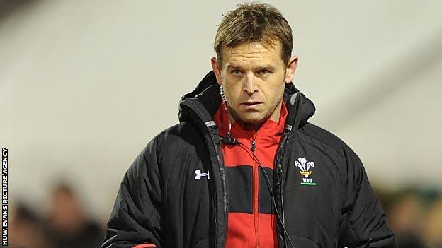 Danny Wilson, Dragons coach