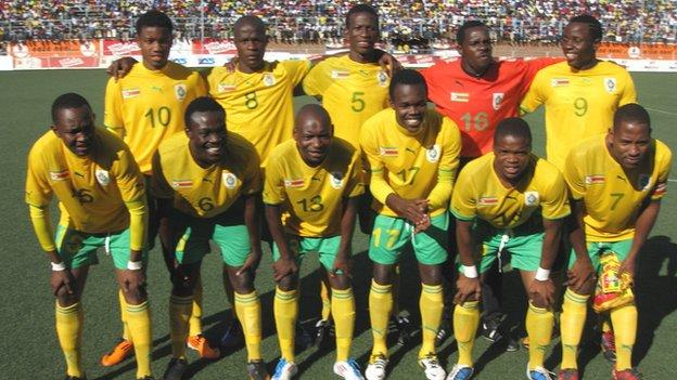 Three of the players exonerated are key members of the current Zimbabwe national team