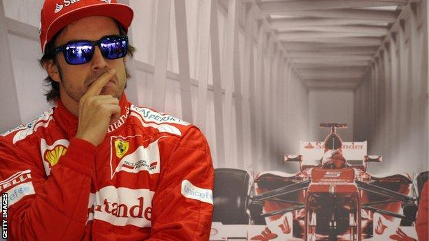 Ferrari's Fernando Alonso says that modern F1 drivers do not respect each other enough