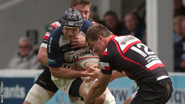 Cornish Pirates beat Bristol 45-24 at the Mennaye on Monday