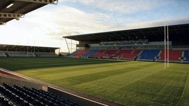 Salford City Stadium