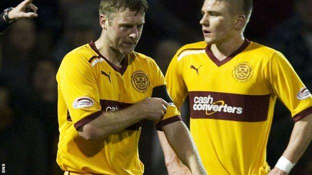 Craigan (left) has announced he will hand over the captain's armband after Sunday's game