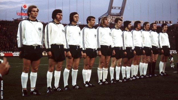 1972 Deutschland