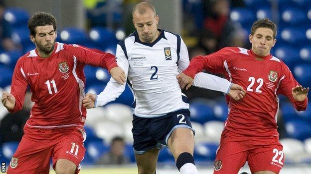 Wales and Scotland have had several meetings in recent seasons