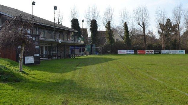 Guernsey KGV playing fields