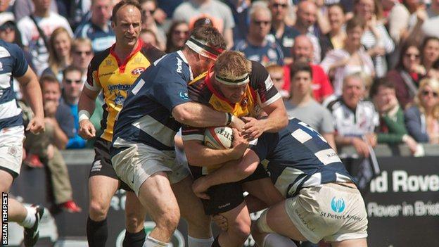 Cornish Pirates beat Bristol last week to make their second consecutive Championship final