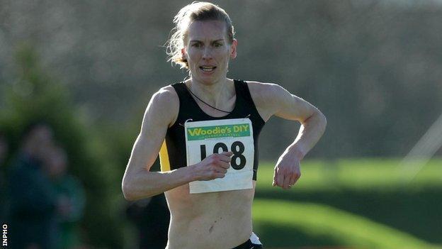 Maria McCambride was the fourth fastest of the four Irish women's marathon qualifiers