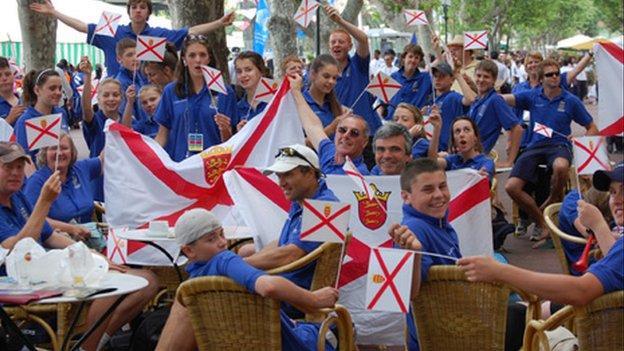 Jeux des Iles 2007