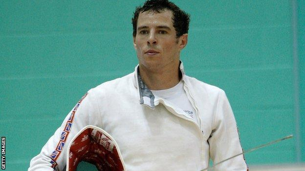 Sam Weale finishes in the top 10 of the Modern Pentathlon World Cup final