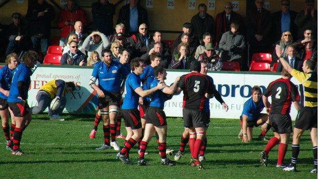 Jersey Rugby Club