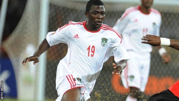 Malawi's Davie Banda