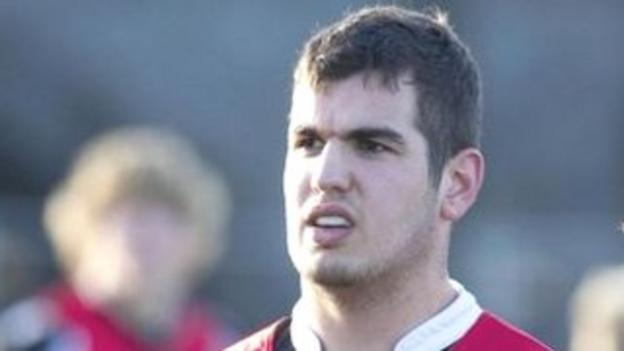 Edinburgh back-row forward Stuart McInally