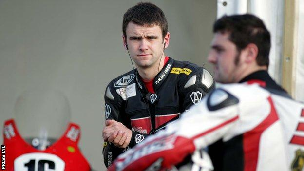 William and Michael Dunlop