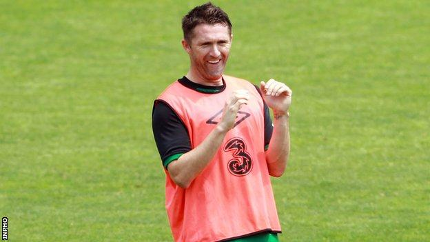 Robbie Keane is not expecting any friction within the Irish camp