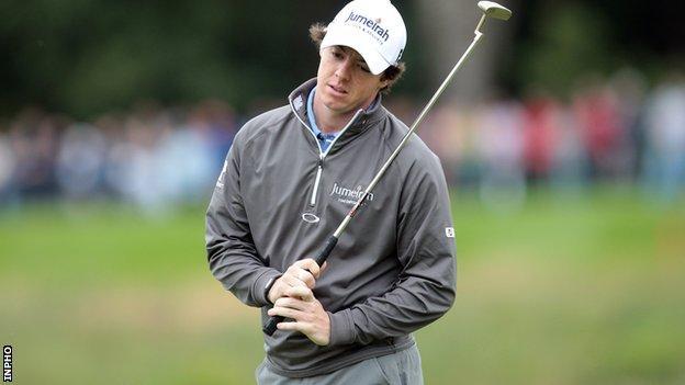 Rory McIlroy hopes to recapture form