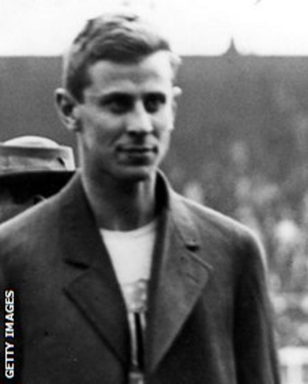 American athlete John Carpenter