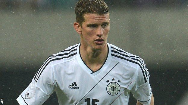 Germany's Lars Bender