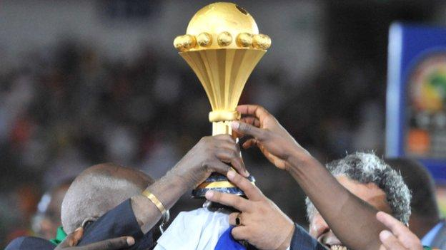 The Africa Cup of Nations
