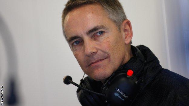 Martin Whitmarsh