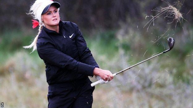 Booth won her first title at the Scottish Open last month