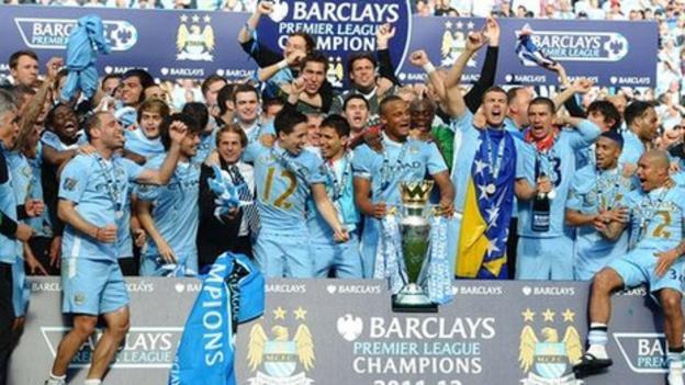 Man City Fixtures: Premier League Fixtures: Man City Begin Against