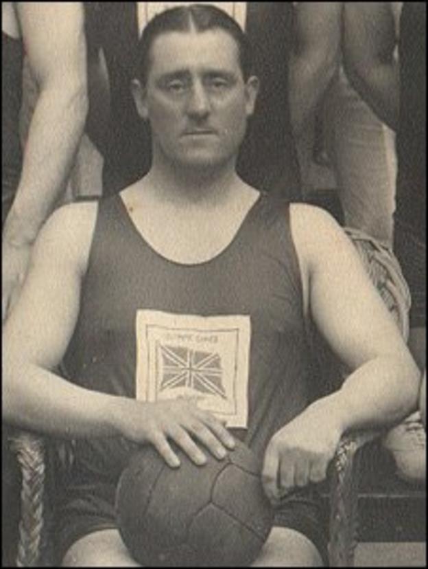 Paulo Radmilovic