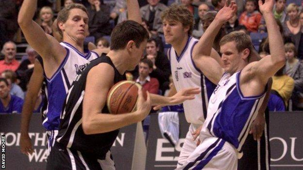 Durham Wildcats v Newcastle Eagles
