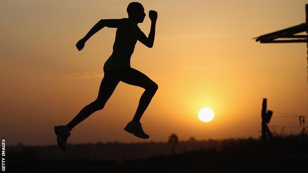 David Rudisha, Kenyan runner