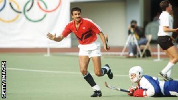 Imran Sherwani scores the winning goal