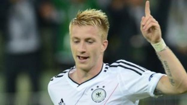 Marco Reus of Germany