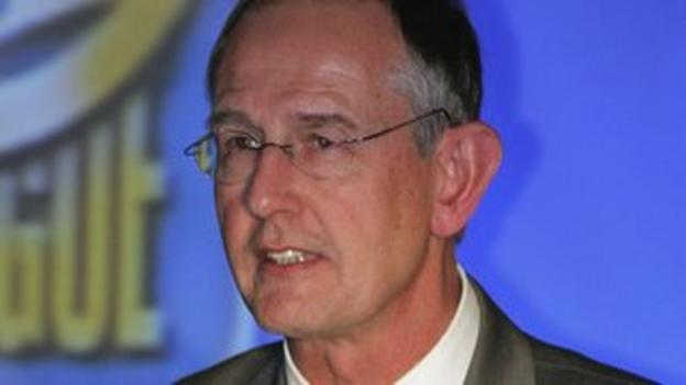 AELTC chief executive Richard Lewis