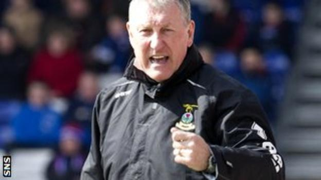 Inverness manager Butcher hopes to add more signings next week