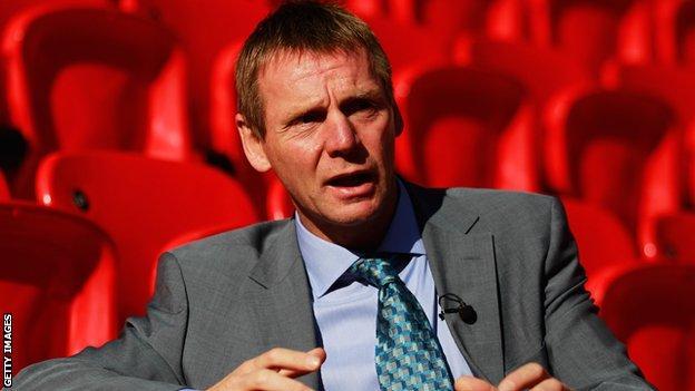 Team GB manager Stuart Pearce