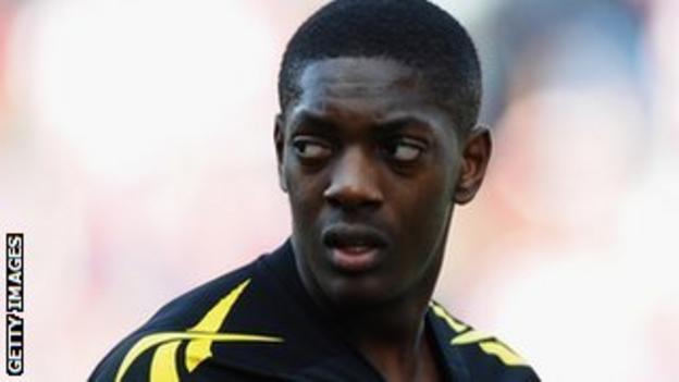 Bolton striker Marvin Sordell