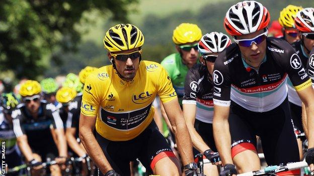 Edinburgh hopes to host the Tour de France Grand Depart in 2017